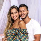 Mayra Cardi comenta recuperação após cesárea da filha, Sophia: 'Pouco inchada'
