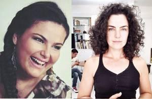 'Pânico na TV' compara Ana Paula Arósio a modelo plus size: 'Muita pizza'
