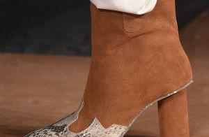 SPFW: as botas e acessórios que se destacaram nas passarelas