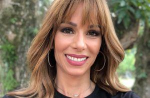 Ana Furtado ganha festa surpresa ao retornar de viagem: 'Equipe maravilhosa'