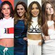 Veja 7 famosas que expõe opiniões e rebatem críticas de internautas nas redes sociais