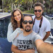 Bruna Marquezine posa com amigo fotógrafo em Los Angeles, nos EUA