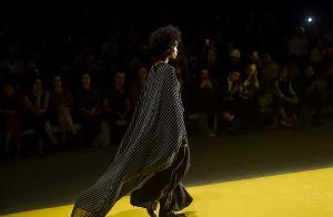 8 vestidos pretos saídos diretamente das passarelas do São Paulo Fashion Week