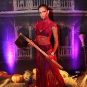 Famosos capricham em fantasias para festa de Halloween no Rio. Veja fotos!