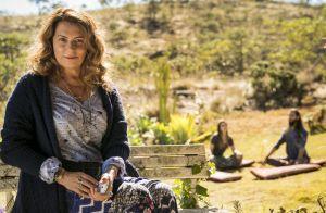 'Espelho da Vida': na casa de Júlia, Isabel briga com a mãe após ver cachorro