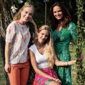 Angélica recebe Luiza Brunet e Yasmin para cozinhar em gravação do 'Estrelas'