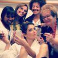 'A Grande Família': Debora Secco ficou muito feliz com o convite para participar do último episódio