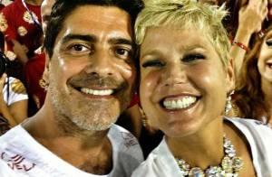 Xuxa ganha declaração de Junno Andrade: 'Felicidade que se sabia tão rara...'