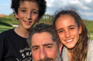 Marcos Mion mostra foto com filho caçula e fãs apontam semelhança: 'Tua cópia'
