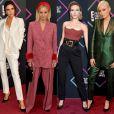 Confira os looks das famosas no  People's Choice Awards 2018, premiação realizada em Los Angeles, Califórnia, neste domingo, 11 de novembro de 2018