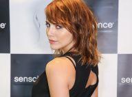 Letícia Colin adota cabelo ruivo após fim de novela: 'Me deixou musiane'. Foto!