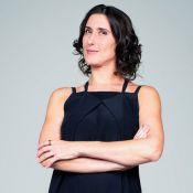 Paola Carosella exibe cabelo com papel laminado: 'Me achei o máximo de linda'