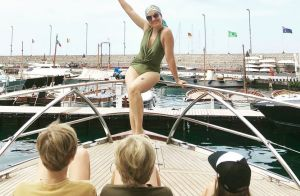 Angélica sente dificuldade em presentear o marido, Luciano Huck: 'Detalhista'