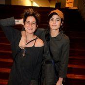 Nanda Costa posa com Lan Lanh em prêmio: 'Já ganhei mesmo que não ganhe'