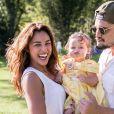'A gora é um turbilhão de novidade', diz Yanna Lavigne sobre conciliar trabalho e maternidade