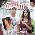 O modelo Raica Oliveira e o ex-jogador Ronaldo tiveram um relacionamento de um ano que iniciou em 2005