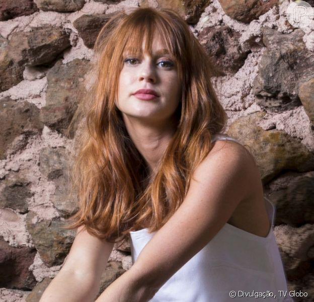 Superstição de cantor pode tirar Marina Ruy Barbosa de especial da Globo