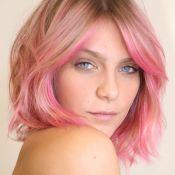 Isabella Santoni pinta cabelo em diferentes tons de rosa: 'Be pink'. Fotos!