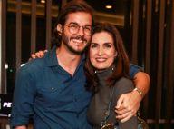 Fátima Bernardes visita irmã que mora na França com Túlio Gadêlha: 'Em família'