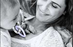 Minna, filha da atriz Guilhermina Guinle, completa 1 ano. Veja fotos!