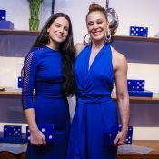 Aos 15 anos, Sophia Celulari mostra estilo ao lado da mãe, Claudia Raia. Fotos!
