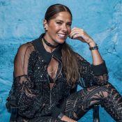 Adriane Galisteu mantém ritmo de gravações em novela: 'Estou feliz da vida'