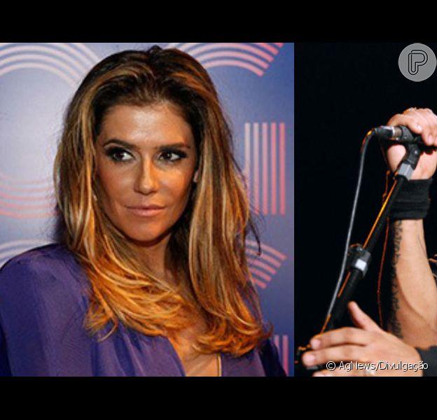 Deborah Secco nega uma recaída com o ex-noivo, Marcelo Falcão. 'Estou solteira e feliz', afirma ao Purepeople a atriz