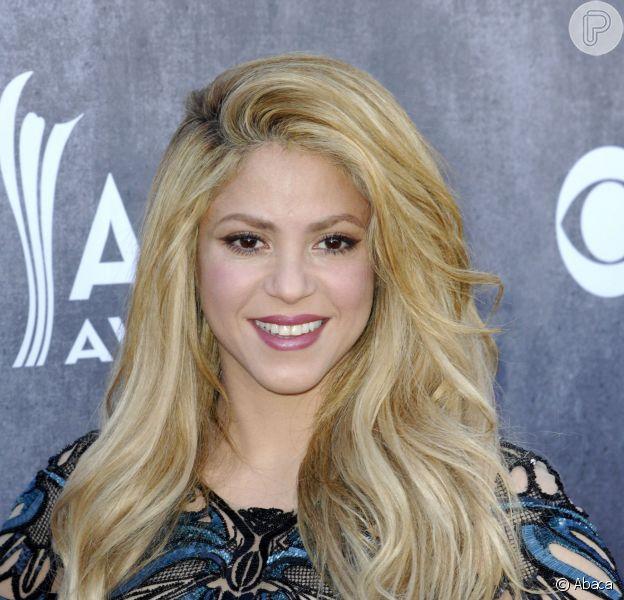 Shakira está grávida de mais um menino do marido, Gerard Piqué (9 de setembro de 2014)