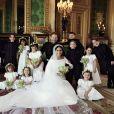Os filhos de Kate Middleton e príncipe William também ganharam destaque no casamento de Meghan Markle e príncipe Harry