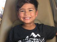 Henry, filho de Simone, mostra habilidade em inglês e espanhol em vídeo. Veja!