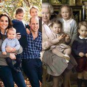 Princesa Charlotte repete casaco do irmão George em foto com família. Veja!