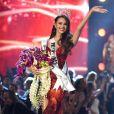 A modelo Catriona Gray, de 24 anos, representante das Filipinas, foi a vencedora do Miss Universo 2018