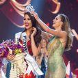 Catriona Grey, Miss Universo Filipinas 2018 é coroada Miss Universo na conclusão do evento de programação especial de três horas