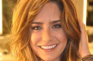 Fernanda Vasconcellos chega aos 30 anos com novo visual para papel em telefilme