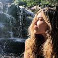 Grazi Massafera compartilhou fotos da viagem em seu Instagram