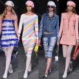 Listras de verão: Chanel