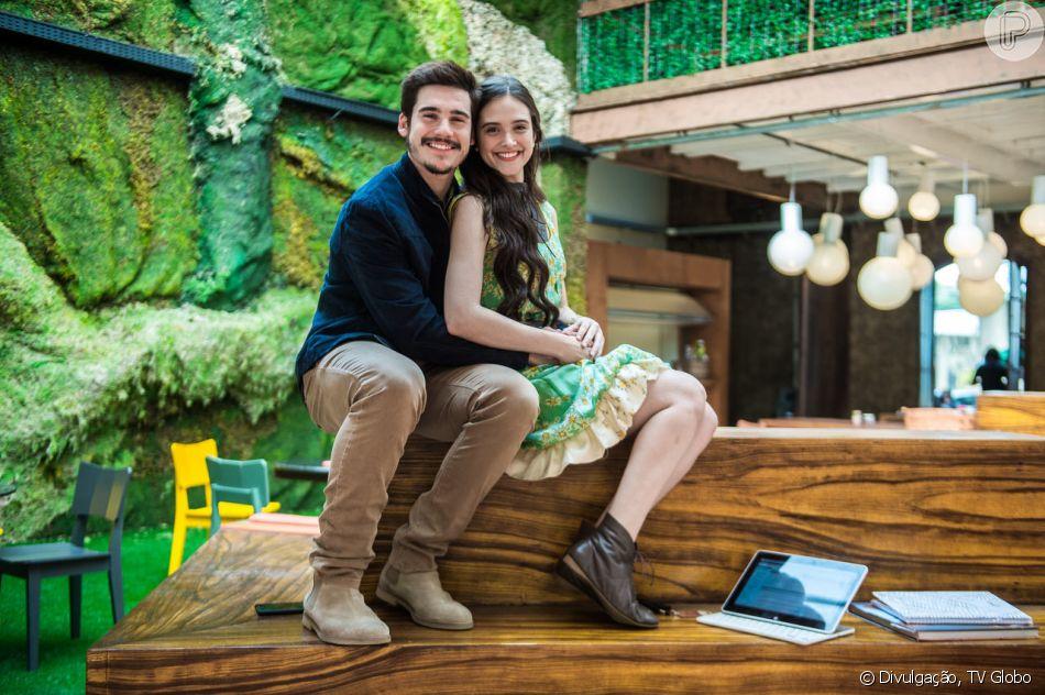 Lúcio (João Baldasserini) acusa Marocas (Juliana Paiva) e Samuca (Nicolas Prattes) de terem matado Emílio (João Baldasserini) na reta final da novela 'O Tempo Não Para': ' Conspiraram para matar o meu irmão'