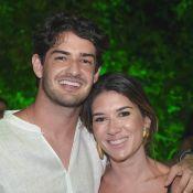 Alexandre Pato manifesta torcida por Rebeca Abravanel em premiação: 'Meu voto!'