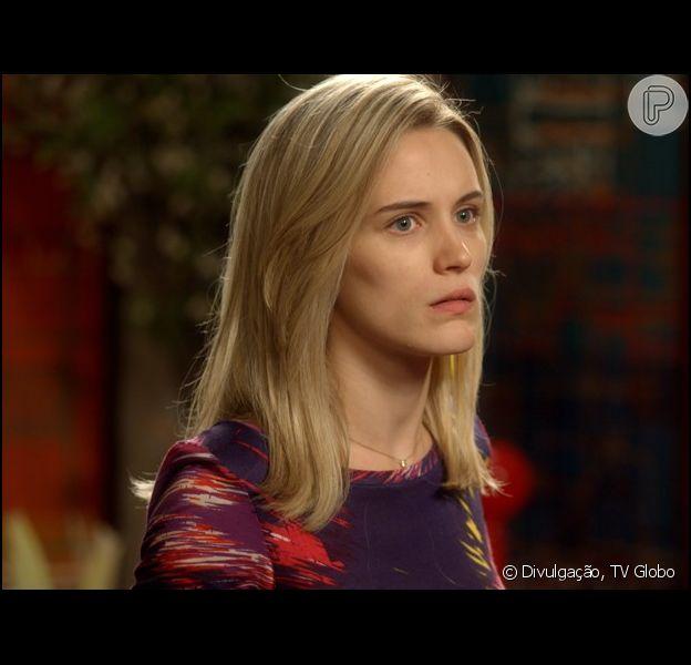 Vitória (Bianca Bin) descobre que o pai de Beto (Rodrigo Simas) era um bandido, em 'Boogie Oogie', em 25 de setembro de 2014