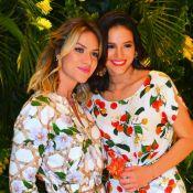 Bruna Marquezine e Giovanna Ewbank surgem de biquíni neon em clique na praia