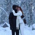 Marina Ruy Barbosa passou 24 horas na Finlândia no Natal para conhecer o papai noel