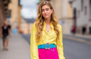 Color blocking fever: a trend que vai acender a sua moda de verão! Veja fotos.