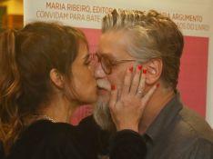 Maria Ribeiro aprova ex Fabio Assunção por acordo com cantor: 'Amo para sempre'