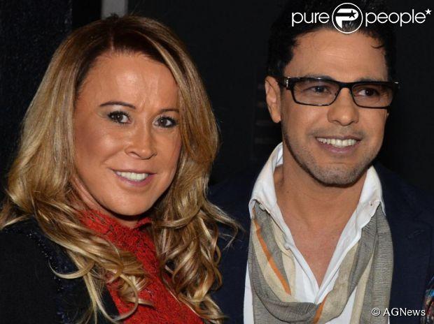 Zilu Camargo pede que o ex-marido, Zezé Di Camargo, termine namoro com Graciele Lacerda
