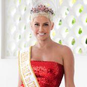 Rainha do Baile do Copa, Deborah Secco muda cuidados com corpo: 'Comendo melhor'