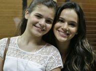 Fãs resgatam ensaio de valsa de Luana Marquezine com o namorado. Veja vídeo!