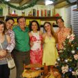 """O super natal da """"A Grande Família' na temporada de 2009"""