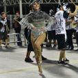 Sabrina Sato é rainha de bateria da Gaviões da Fiel