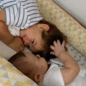 Filhos de Andressa Suita aparecem em momento de carinho: 'Transbordando de amor'