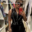 Marília Mendonça  une o glamour com o conforto